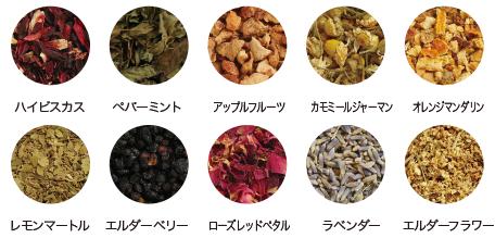 お茶の種類